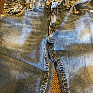 True Religion jeans size 38, men's